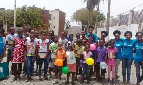 Uni-CV Kids: uma forma de incutir a produção de conhecimentos nas crianças