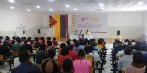 FAED celebra dia do professor Cabo-verdiano com conferência e um leque de atividades culturais no polo Nº III da Uni-CV