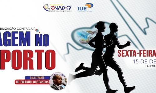 Prevenção e Sensibilização Contra a Dopagem no Desporto