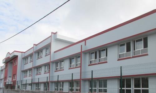 Novo Edifício da Escola de Formação de Professores de Assomada