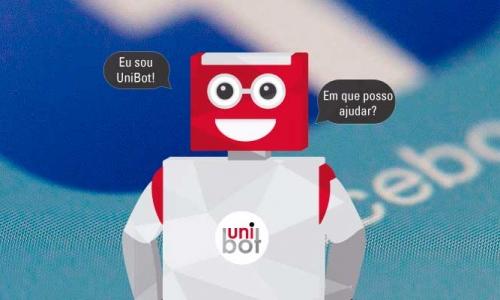 Uni-CV atende estudantes com tecnologia chatbot