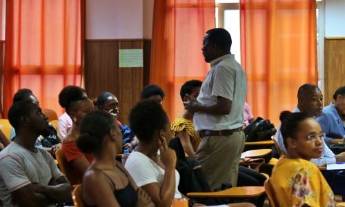 """""""Ensino Superior Público em Cabo Verde teve uma evolução rápida"""""""