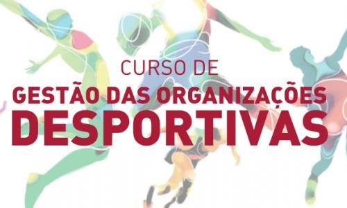 Inscrições estão abertas para Curso Gestão das Organizações Desportivas