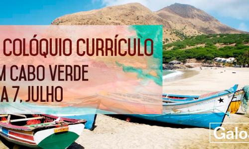 Cabo Verde recebe o 3ª Colóquio Currículo em julho | Galoá Journal